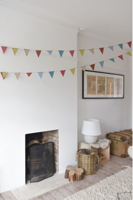 Bunting (Multi colour)