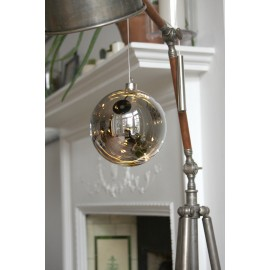Glass Bauble Mirror