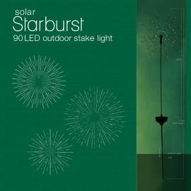 Solar Starburst - Outdoor Stake Light