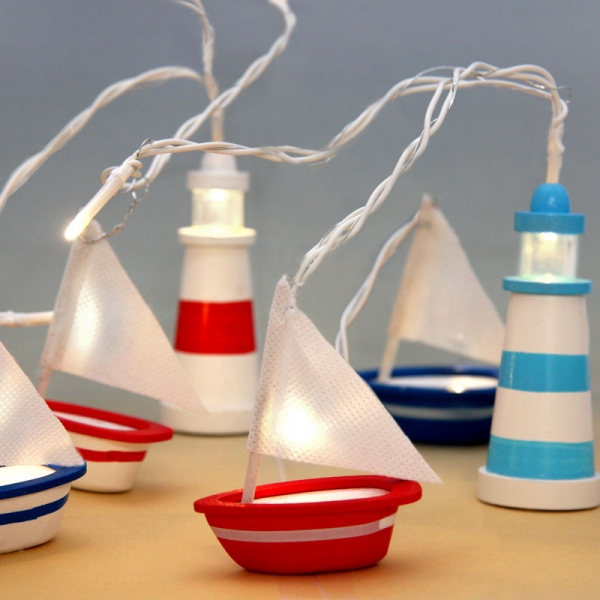 Boats & Lighthouses