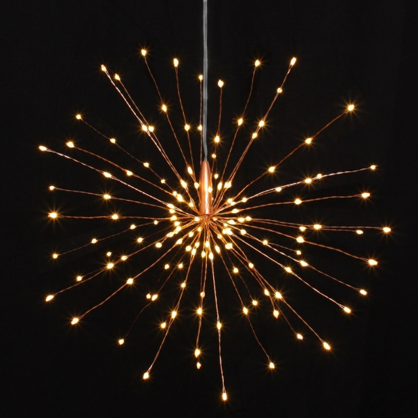 Battery  Starburst - 50cm (Copper)